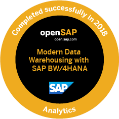 Modern Data Warehausing with SAP BW/4HANA