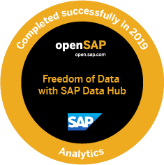 Freedom of Data with SAP Hub